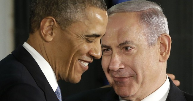 Bibi's Speech Is the Dems' Box Canyon