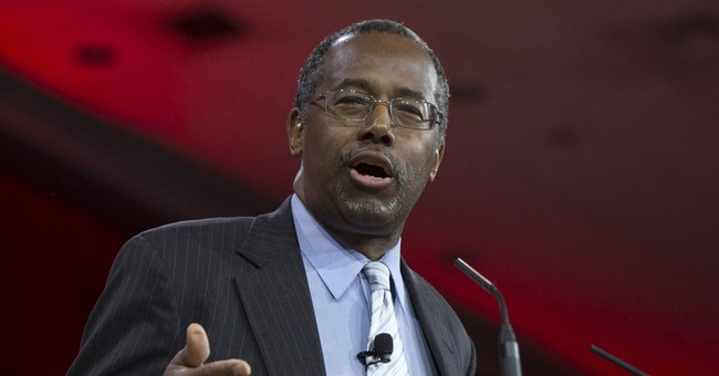 Dr. Ben Carson Attempts to Clarify His Second Amendment Stance at NRA Annual Meetings