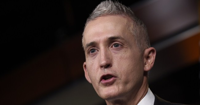 Trey Gowdy Destroys FBI's Peter Strzok: Why Did You Talk About Impeaching Trump a Day After the Special Counsel Launched?