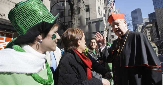 No Way to Celebrate St Patrick's Day