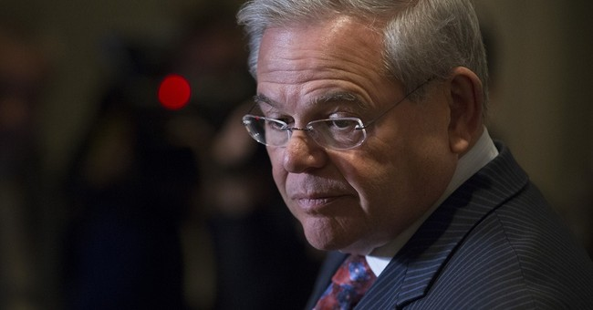 Sen. Menendez Formally Charged With Corruption