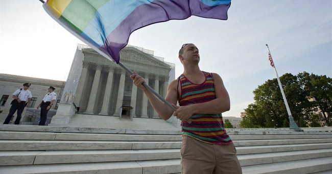Militant Progressives Message to America: Even Gays Will Be Made To Care