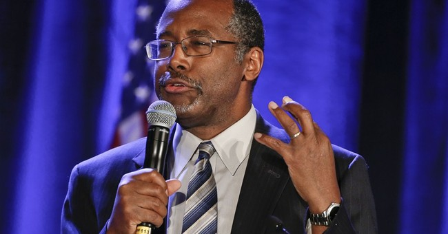 Ben Carson: I'm 'Likely' Unveiling My Presidential Plans the 'First Week of May'