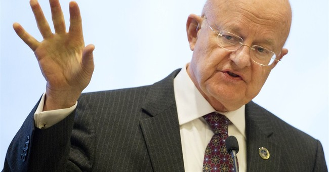 Clapper: 'Huge Concern' Over ISIS Infiltrating US, West Through Refugee Crisis