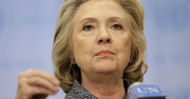 Hillary's Email Presser Body Language: I've Seen Crystal Meth Tweakers Exhibit Fewer Tics
