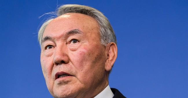 Suspected Islamist Militant Kills Five in Kazakhstan