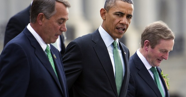 White House Encourages Boehner To Get Votes From Democrats To Increase Spending