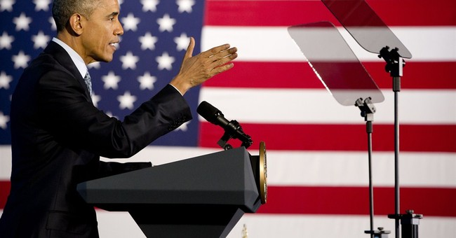 Obama: How About Mandatory Voting