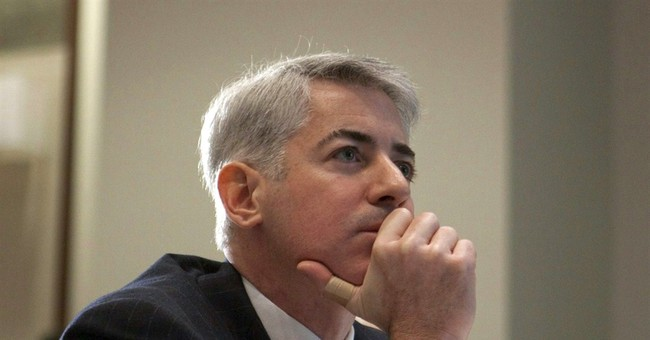 Titan Falling – Pershing Square and Bill Ackman Face Dark Days