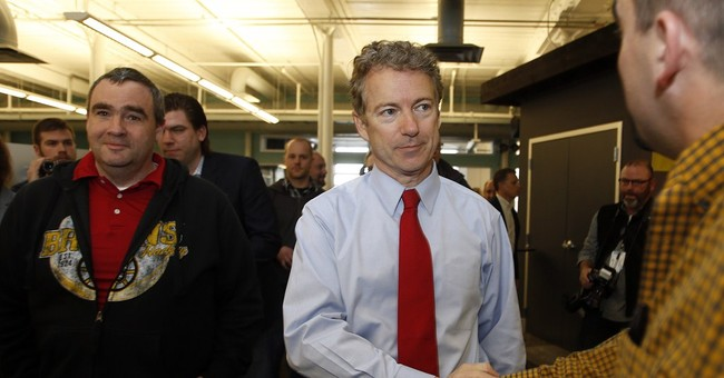 "Rand Paul Enters 2016 Race: ""We've Come To Take Our Country Back"""