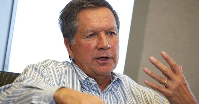 Today: John Kasich To Announce Presidential Bid