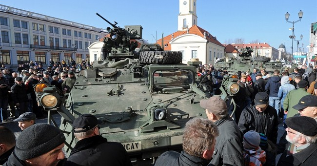 Baltic States Buckling Down For Russian Action