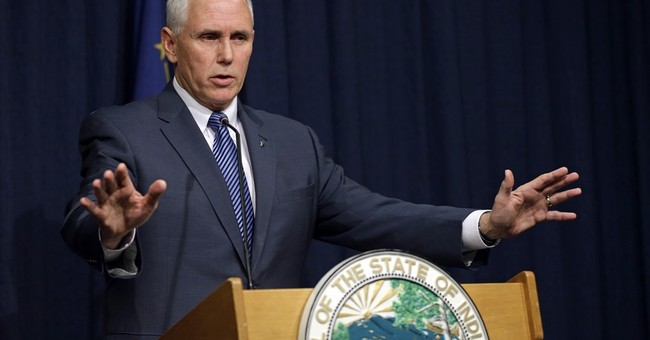 "Pence on RFRA: ""This Law Does Not Give Anyone A License To Discriminate"""