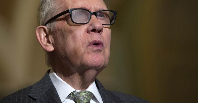 Reid Still Falsely Claiming Mitt Romney Never Released His Tax Returns