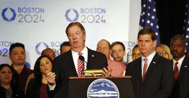 USOC Picks Boston as 2024 Olympic Bid City