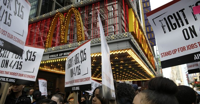 Minimum Wage Hike Would Wreak Havoc on Ailing America