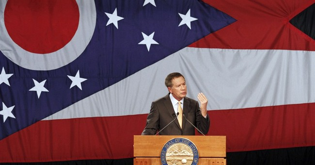 Report: Ohio Governor 'Virtually Certain' to Launch Presidential Bid