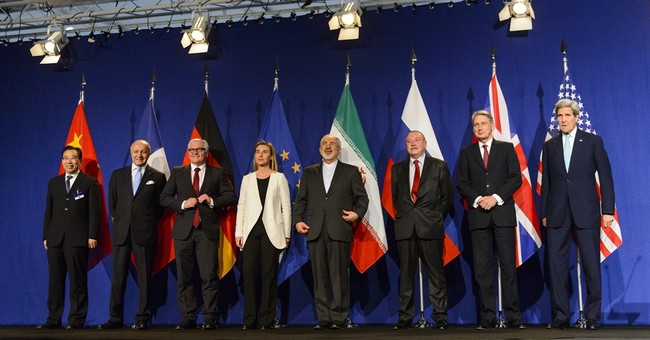 Iran Nuke Deal Is No Deal At All