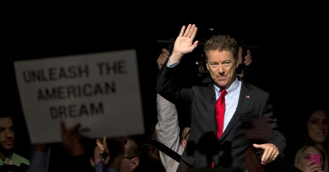 Keep Rand Paul Weird: Will the Libertarian-Leaning Presidential Candidate Shed the Differences That Make Him Interesting?