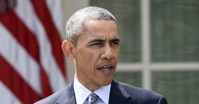Obama: Yeah, This Iran Deal Doesn't Actually Stop The Regime From Getting a Bomb