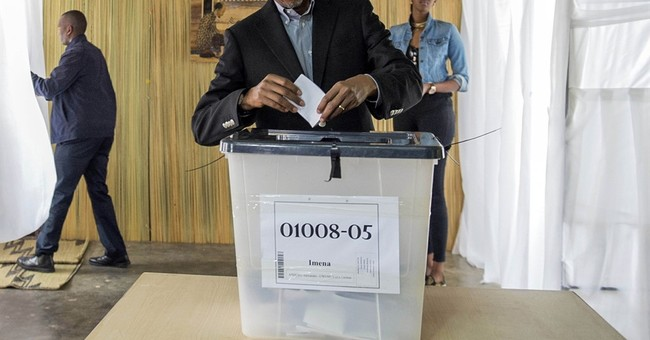 Rwandan president announces he will seek 3rd term