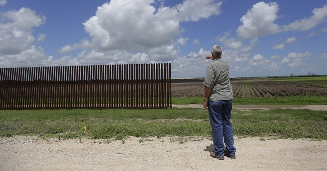 Presidential candidates differ on border wall with Mexico