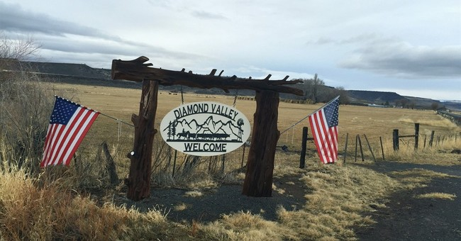 Oregon ranching case sparks anti-government sentiment