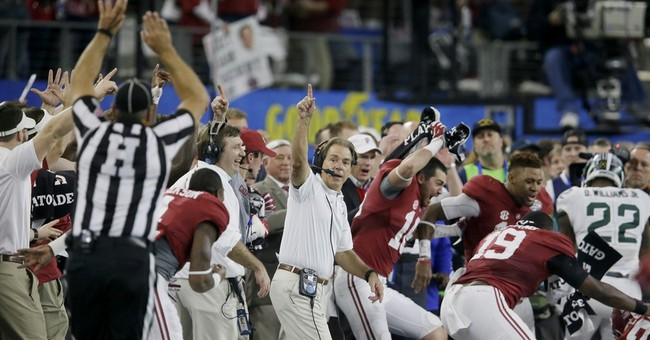 Clemson, Alabama are last teams standing in college football