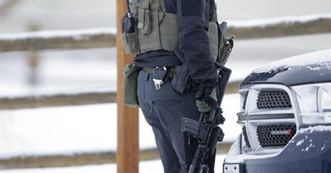 Call for supplies as Oregon standoff enters second week