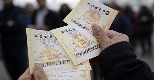 A look at the 10 highest US lottery jackpots