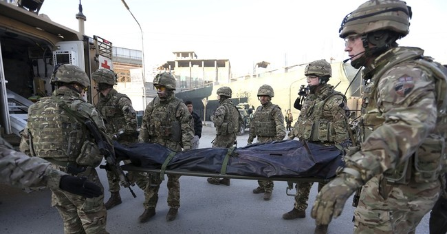 Afghan forces struggle as ranks thinned by 'ghost' soldiers