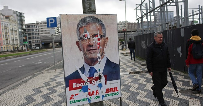 Portugal eyes political balance in presidential election