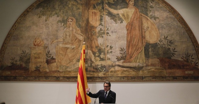 Catalan parliament votes in new leader amid secession drive