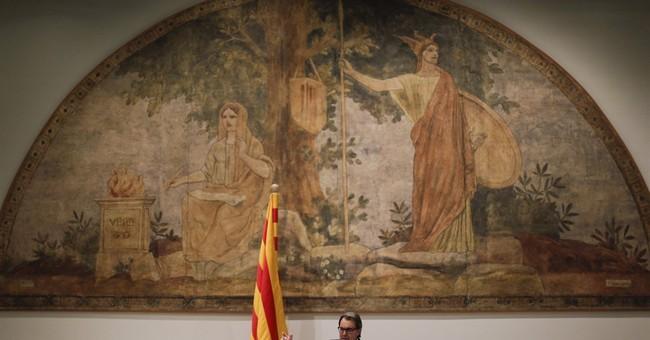 Pro-secession politician named new Catalan regional leader