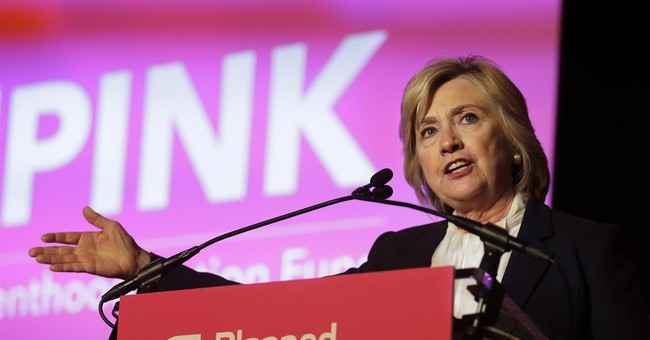 Planned Parenthood backing Clinton in primary race