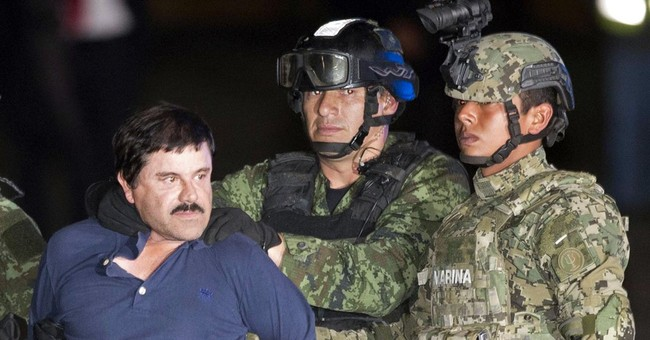 Apparent security easing precedes drug lord's recapture