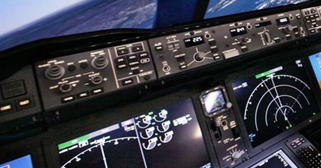 APNewsBreak: Government not ensuring pilot skills are sharp