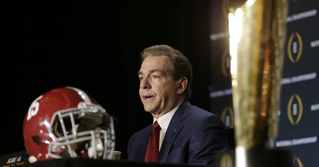 Alabama's Saban: Love him or hate him, his dynasty stands