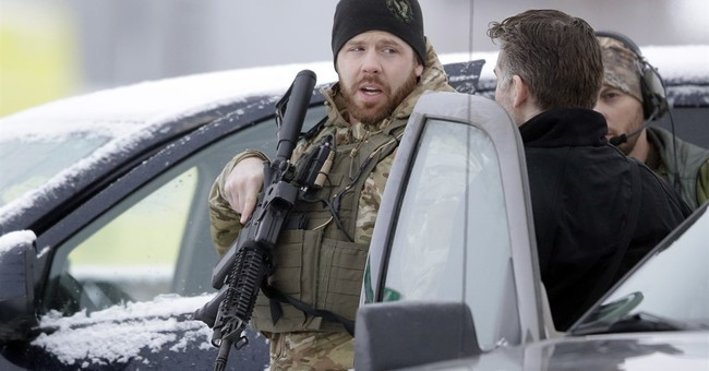 Armed group calls meeting to talk with Oregon community