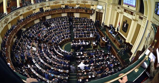 Egypt's first parliament in 3 years convenes