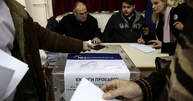 Reformist lawmaker elected Greek opposition leader