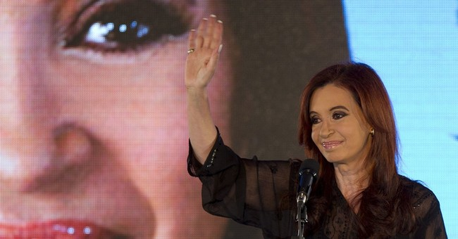 Argentine prosecutor wants ex-leader probed for laundering