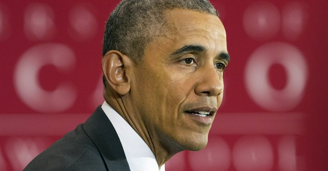 AP-GfK Poll: Obama's approval rises with improving economy