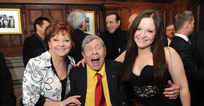 Friars Club hosts 90th birthday tribute for Jerry Lewis