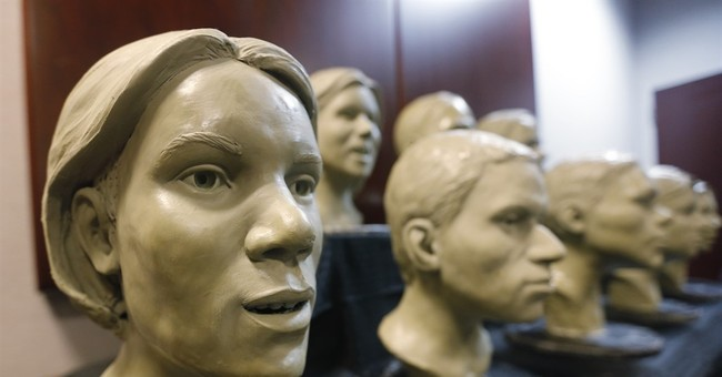 Virginia officials hope facial sculptures solve mysteries