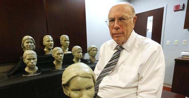 Virginia officials hope facial sculptures solve mysteries