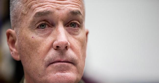 Military leaders struggle to navigate 2016's political swirl