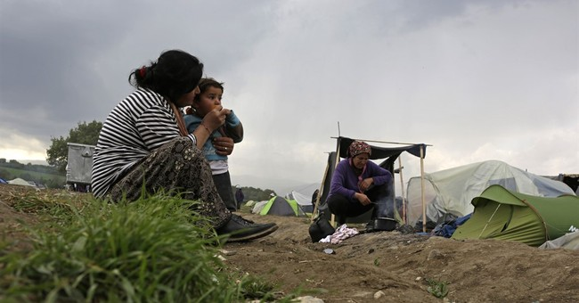 The Latest: Greece: 2 weeks or more to fix deportations