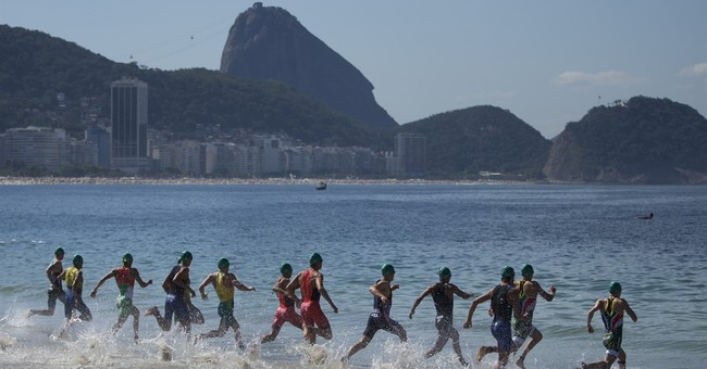 Olympic venues nearly ready for TV; big worries elsewhere
