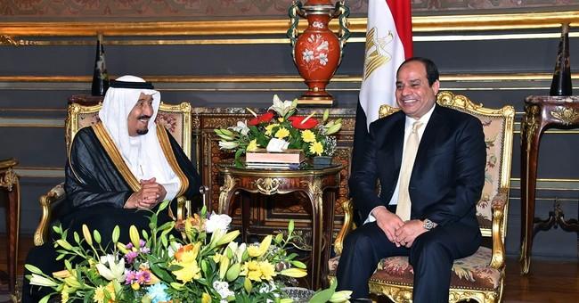 Saudi monarch addresses Egyptian parliament